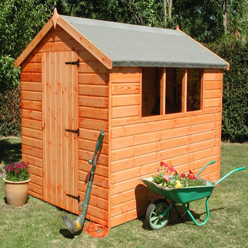 Playhouse 4 erected residential sheds playhouses for Shed playhouses