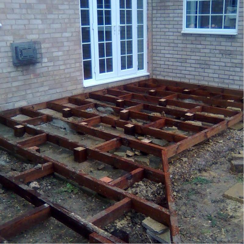 Ascot Metal Deck Panels Residential Decking Ascot