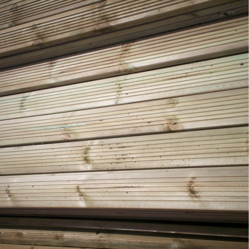 Garda metal deck panels residential decking