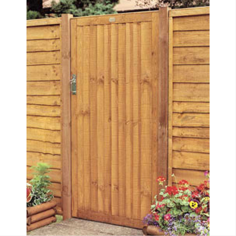 Closeboard Single Leaf Gate