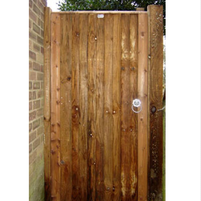 Closeboard Single Leaf Gate