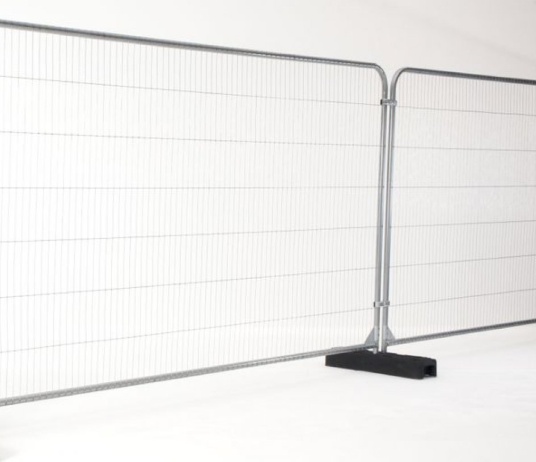 Temporary Metal Fencing Panels
